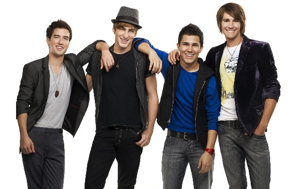 Big Time Rush Countdown To New Album 'Elevate'
