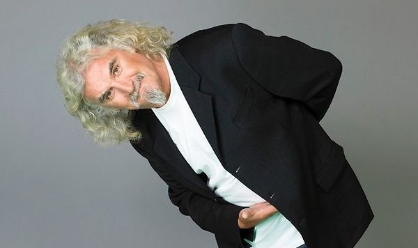 Billy Connolly Announces 2012 'The Man' Stand-Up Tour & Tickets