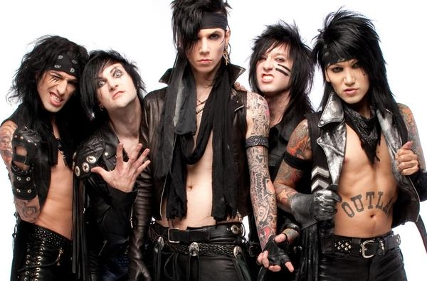 Black Veil Brides Unveil Video For 'In The End' - Watch Now