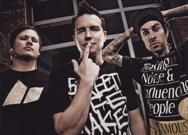 Blink-182 - Brixton O2 Academy, London - 25th July 2012 (Live Review)