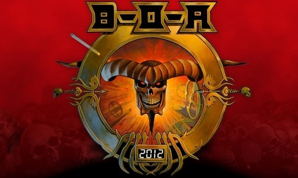 Benediction & I Am I Added To Bloodstock 2012 Line-Up