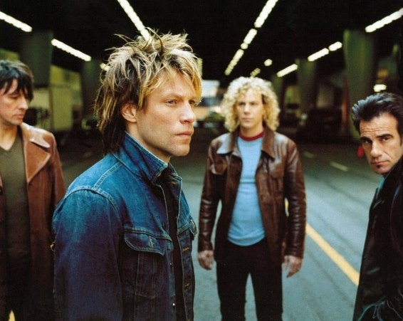 Bon Jovi Search For Unsigned Bands To Support Their O2 Arena Shows