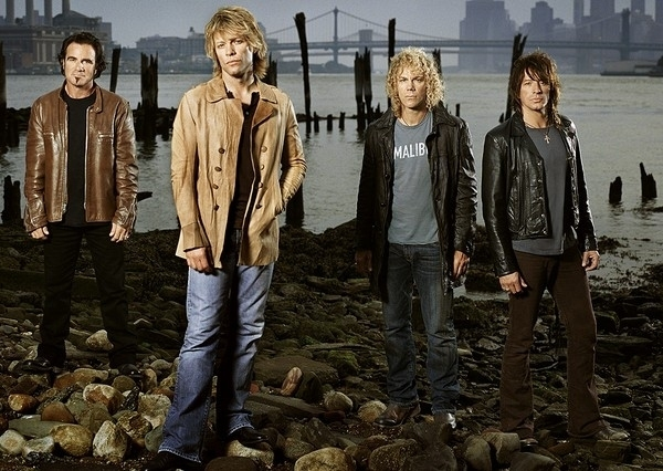 Bon Jovi Announce First Leg of World Tour - UK Shows To Follow?