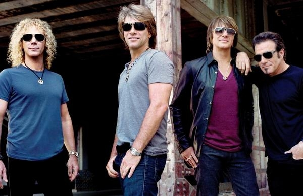 Bon Jovi Première Video For New Single 'Because We Can' - Watch Now