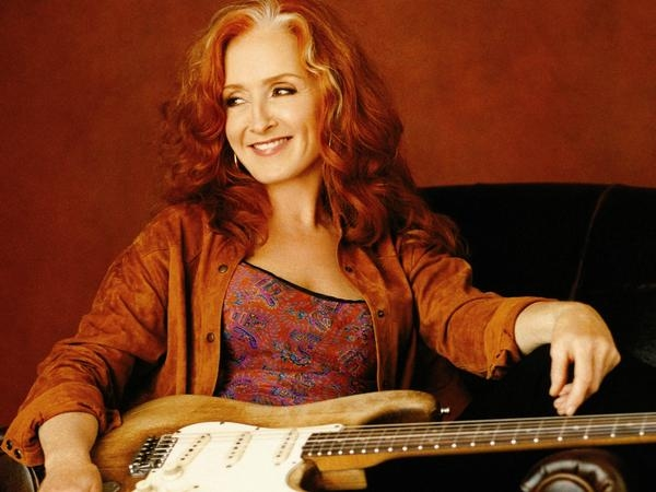 Us Blues Legend Bonnie Raitt Confirms June 2013 Uk Tour