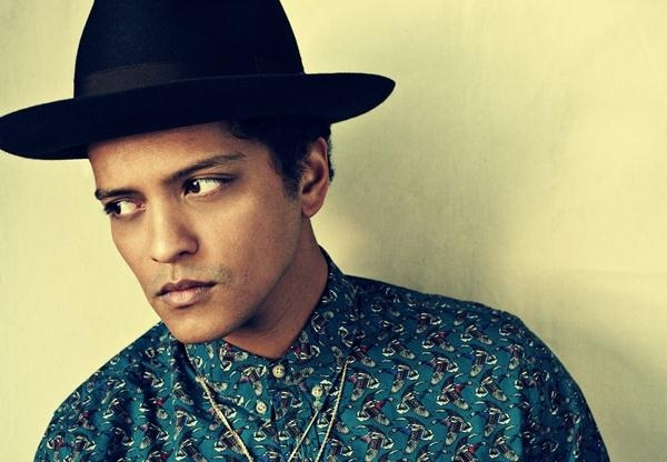 Bruno Mars Streams New Album 'Unorthodox Jukebox' Online - Listen Now