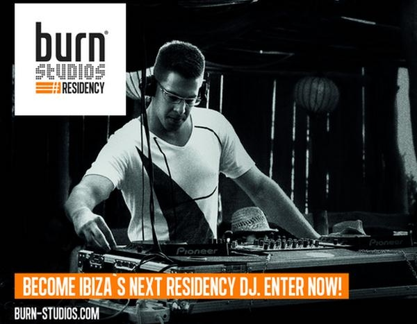 Burn Studios Launch Competition To Find Ibiza's Next Resident DJ
