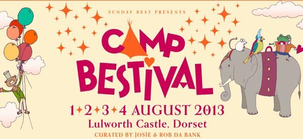 Camp Bestival Unveils 2013 Line-Up: Labrinth, Richard Hawley, Horrible Histories, Dick N Dom & More