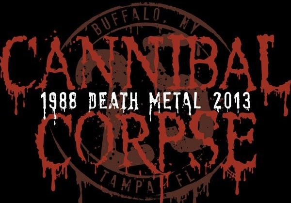 Cannibal Corpse Celebrates 25 Years Of Brutal Death Metal!