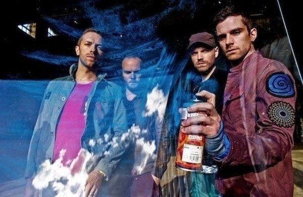 Coldplay Release Live Clip Of 'Yellow' From New 'Coldplay Live 2012' Tour Film - Watch Now