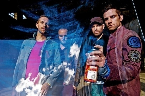 Coldplay Announce Details Of 'Mylo Xyloto' Artwork Exhibition For Kids Company