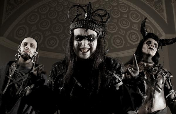 Cradle Of Filth, God Seed, Rotting Christ, Blynd � Forum, London � 19th December 2012 (Live Review)