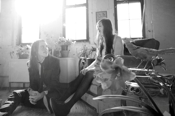 A Stereoboard Interview with Brian Oblivion and Madeleine Follin of Cults