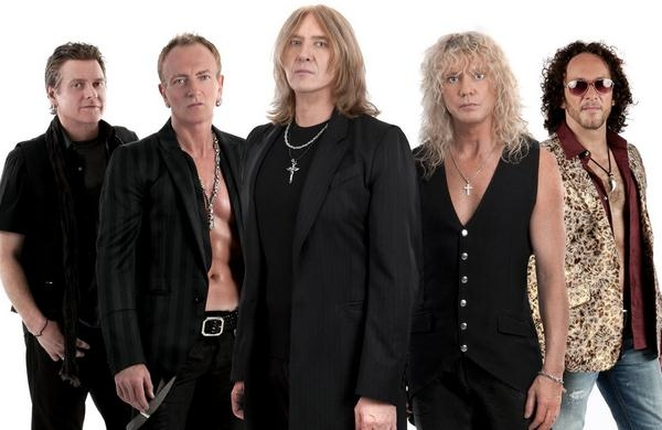 Def Leppard To Headline First Day Of Hellfest 2013
