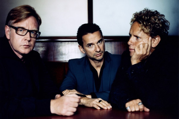 Depeche Mode Announce Teenage Cancer Trust Support & Tickets