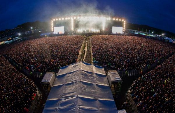 Download Festival - Donington Park - 8th-10th June 2012 (Overview)