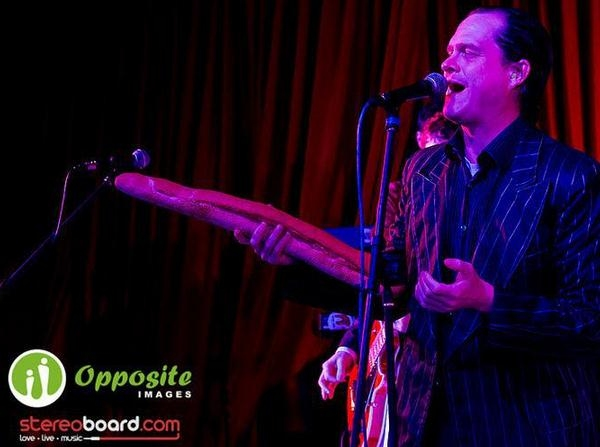 Electric Six - Glee Club, Cardiff - 10th December 2012 (Photo Gallery)