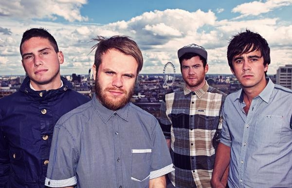 Enter Shikari & Cancer Bats - The Roundhouse, London - 17th December 2012 (Live Review)