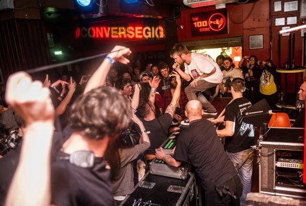 Enter Shikari - Converse Gig, 100 Club, London - 28th January 2012 (Live Review)