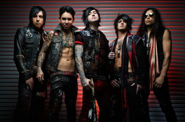 Escape The Fate Announce Release Of New Album 'Ungrateful' And Premi�re Title Track - Listen Now