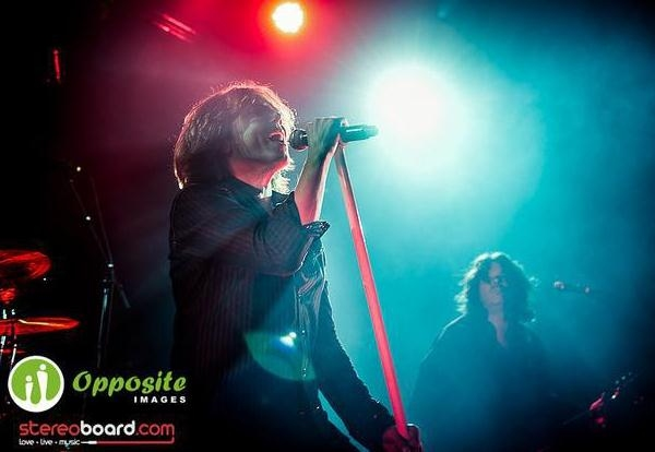 Europe - Coal Exchange, Cardiff - 30th November 2012 (Photo Gallery)