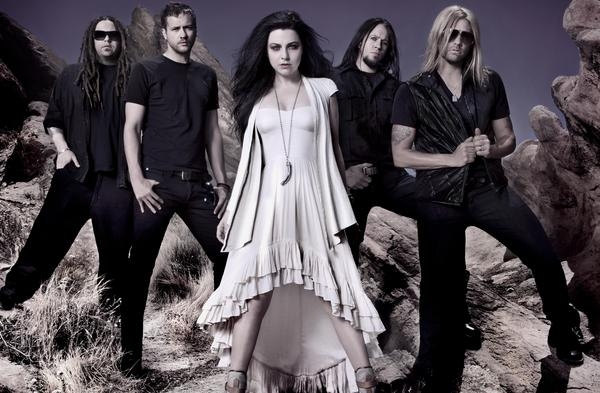 Evanescence Tickets For November UK Tour ON SALE 9AM TODAY