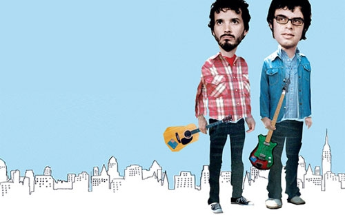 Flight of the Conchords Announce UK & European Tour Dates & Tickets