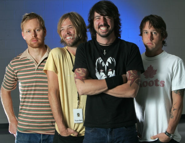 Foo Fighters Hide Sections Of Master Tape Inside New Album