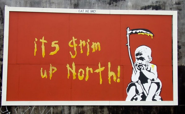 Its Grim Up North - Why Is It So Hard For Unsigned Northern Acts To Make It?