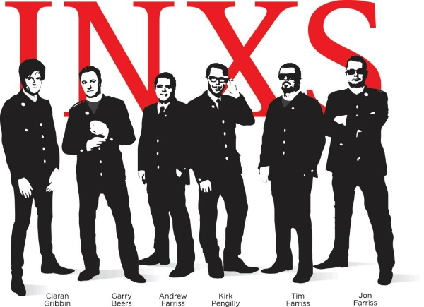 INXS Perform In Native Australia With New Vocalist