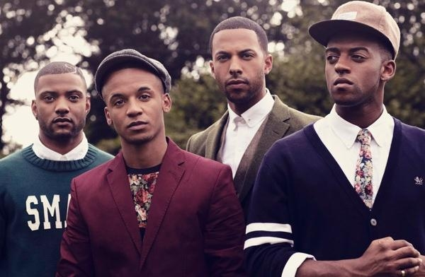 JLS Unveil New Acoustic Performance Video And Give 'Evolution' Track-By-Track Interview - Watch Now
