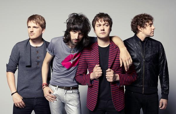 "Kasabian Announce Teenage Cancer Trust ""Warm-Up"" Shows"