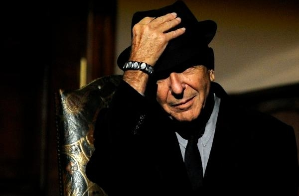 Leonard Cohen Tickets For London O2 Arena Show ON SALE 9AM TODAY