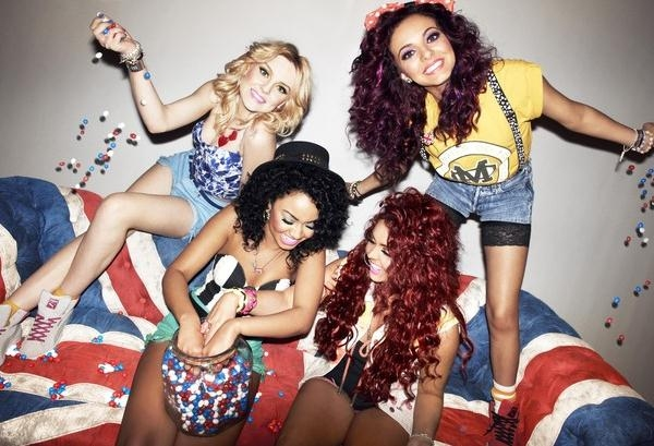 A Movie Night In With Little Mix - 7pm Tonight!