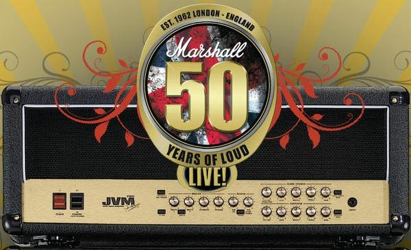Dream Theater's Mike Portnoy And Slayer's Kerry King Join Marshall Amps 50th Anniversary Concert