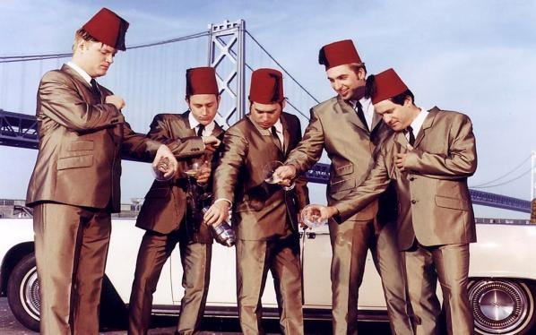 Me First and the Gimme Gimmes – Go Down Under (EP Review)