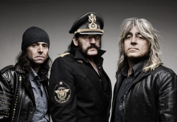 Motorhead Announce New Live Album & DVD 'The W�rld Is Ours - Vol2 - Anyplace Crazy As Anywhere Else'