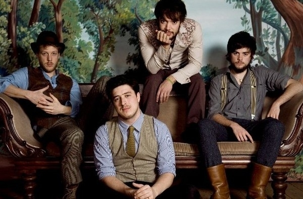 Mumford And Sons Already Working On New Material