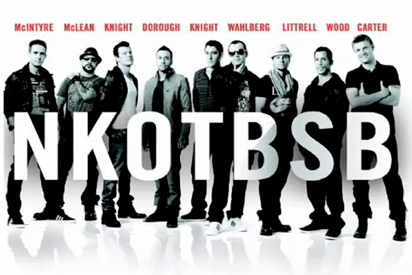 Pop Supergroup NKOTBSB Announce 2012 UK & Ireland Tour Dates & Ticketd