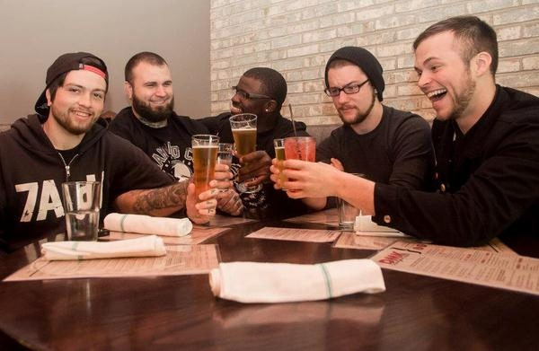 Oceano To Embark On European Tour With Iwrestledabearonce