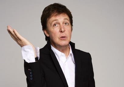 McCartney 'Nearly' Joined Them Crooked Vultures