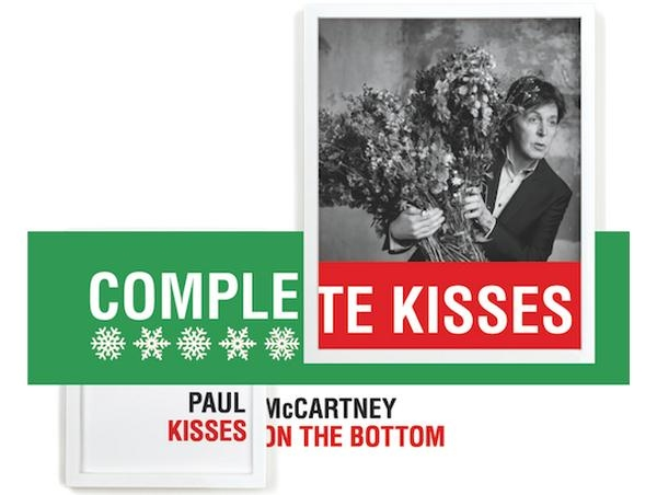 Paul McCartney To Release 'Kisses On The Bottom - Complete Kisses'
