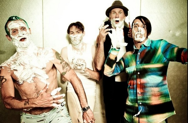 Red Hot Chili Peppers Line-Up Next Pair Of Singles