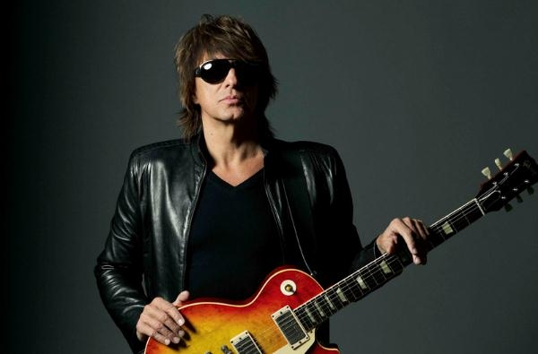 Richie Sambora Has A Wild Night At London's Shepherd's Bush Empire