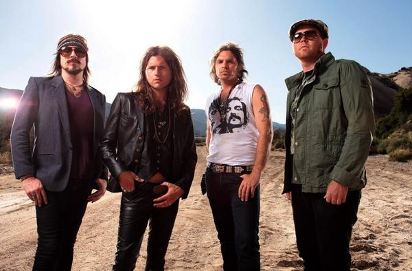 Rival Sons Prepare For Headlining European Tour & Tickets