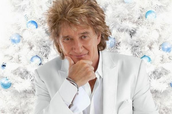 Win A Copy Of New Rod Stewart Album 'Merry Christmas, Baby' (Competition)