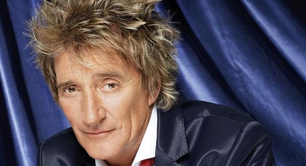 Rod Stewart Confirms Christmas Album 'Merry Christmas, Baby'