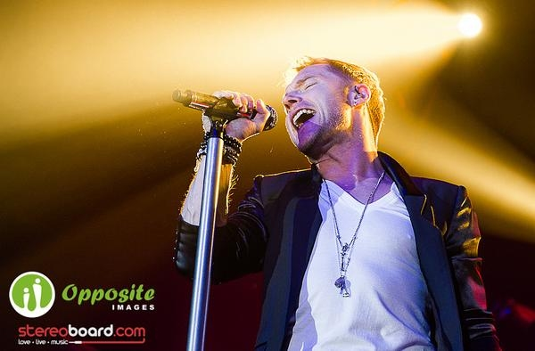 Ronan Keating - Motorpoint Arena, Cardiff - 19th January 2013 (Photo Gallery)
