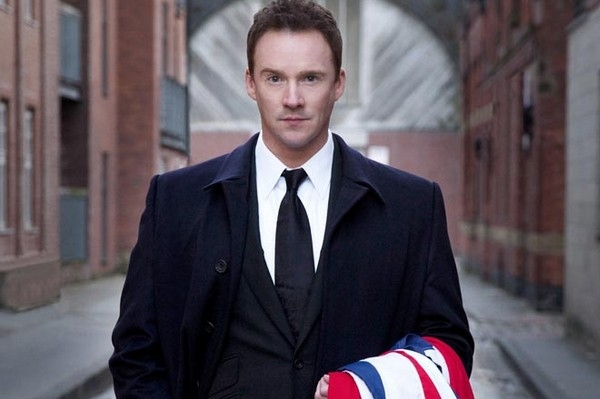 Russell Watson Announces Release Of New Album 'Anthems – Music To Inspire A Nation'