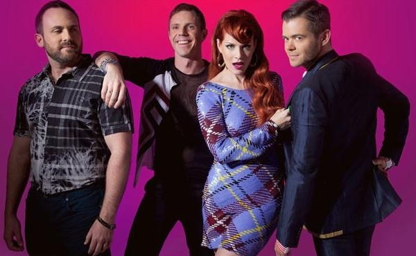 Scissor Sisters To Perform On ITV 'Superstar' Tonight!
